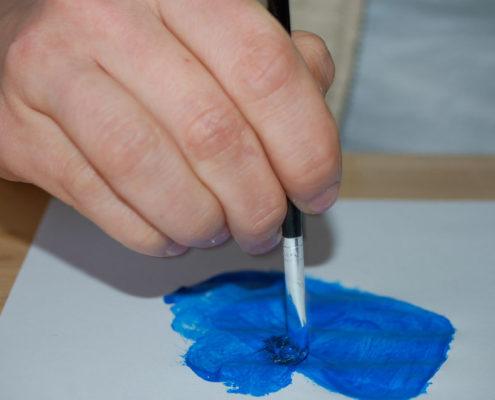 Gestalten mit Farbe