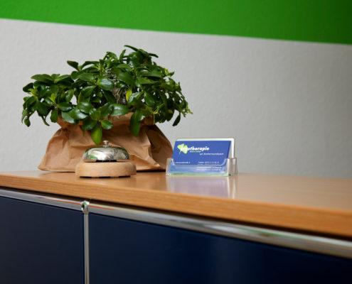 Anmeldung Ergotherapie am Rothermundtpark